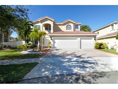 Miramar Single Family Home For Sale: 3510 SW 174th Way