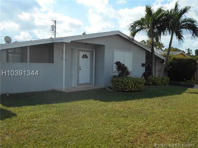 Miramar Single Family Home For Sale: 7680 Ramona St