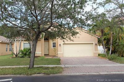 Miramar Single Family Home Backup Contract-Call LA: 19285 SW 25th Ct
