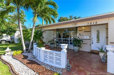 Miramar Single Family Home For Sale: 7812 Granada Blvd