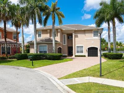 Miramar Single Family Home For Sale: 4120 SW 194th Ter