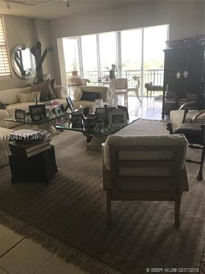 Hollywood Condo/Townhouse For Sale: 3800 Hillcrest Dr #601