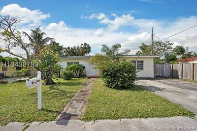 Fort Lauderdale FL Single Family Home Backup Contract-Call LA: $264,000