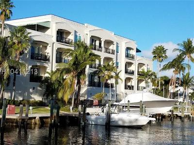 Fort Lauderdale FL Condo/Townhouse For Sale: $889,000