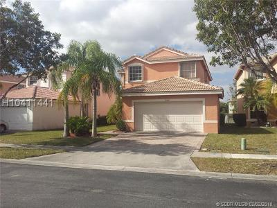 Miramar Single Family Home Backup Contract-Call LA: 2448 SW 163rd Ave