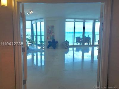 Hollywood Condo/Townhouse For Sale: 3101 S Ocean Dr #3003