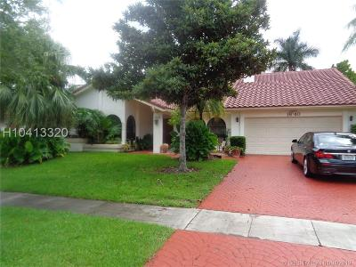 Plantation Single Family Home For Sale: 1640 NW 101st Way