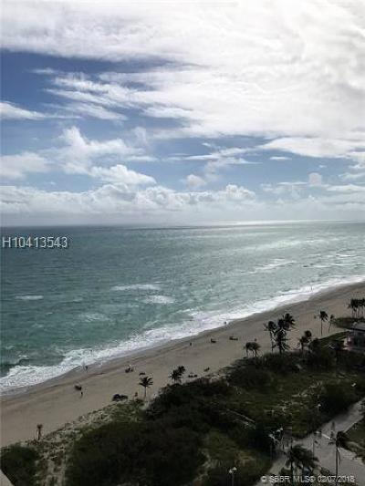 Hollywood Condo/Townhouse For Sale: 1201 S Ocean Dr. #2202s