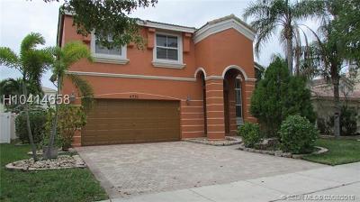 Miramar Single Family Home Backup Contract-Call LA: 4970 SW 163rd Ave