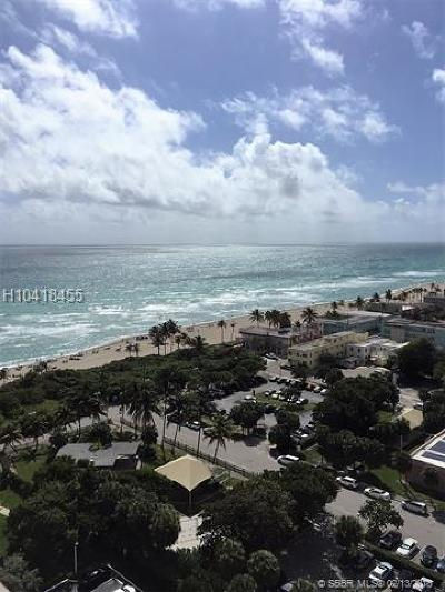 Hollywood Condo/Townhouse For Sale: 1201 S Ocean Dr #1910S