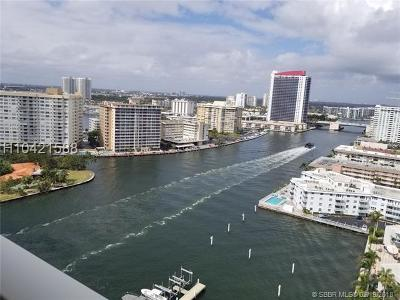 Hallandale Condo/Townhouse For Sale: 1965 S Ocean Dr #PHQ