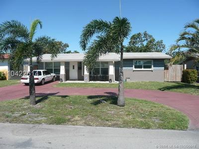 Miramar Single Family Home For Sale: 7619 Granada Blvd