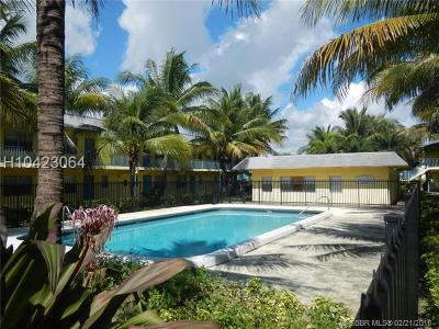 Lauderhill Condo/Townhouse For Sale: 4160 NW 21st St #A148