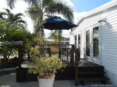 Dania Beach Single Family Home For Sale: 2461 SW 50th St