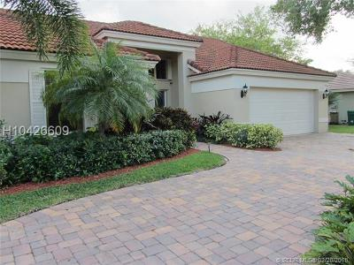 Davie Single Family Home For Sale: 9132 Southern Orchard Rd