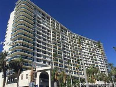 Hollywood Condo/Townhouse For Sale: 3800 S Ocean Dr #1418