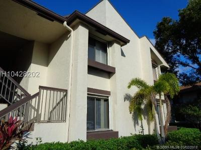 Davie Condo/Townhouse For Sale: 9321 SW 23rd St #3604