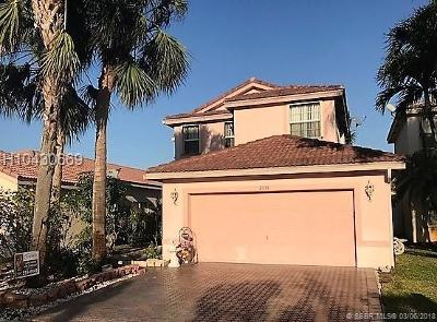 Miramar Single Family Home For Sale: 2533 SW 162nd Ave