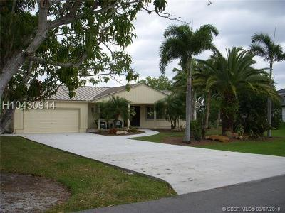 Davie Single Family Home For Sale: 3230 SW 121st Ave