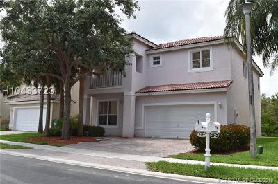 Pembroke Pines Single Family Home For Sale: 2122 NW 77th Ter