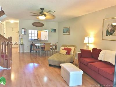 Plantation Condo/Townhouse Backup Contract-Call LA: 516 Westree Ln #3