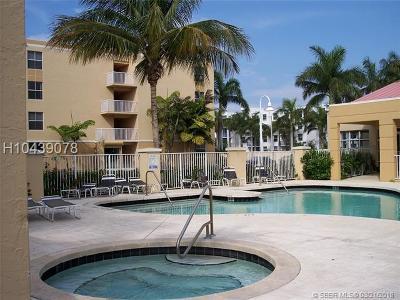 Dania Beach Condo/Townhouse For Sale: 1350 SE 3rd Ave #401