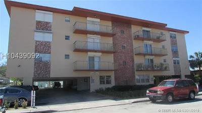 Hollywood Condo/Townhouse For Sale: 2010 Fillmore St #307