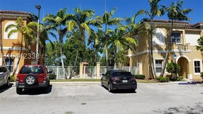 Miramar Condo/Townhouse For Sale: 14036 SW 49th St #13