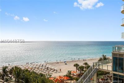 Sunny Isles Beach Condo/Townhouse For Sale: 17375 Collins Ave #703