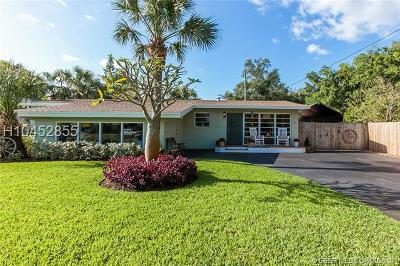 Fort Lauderdale Single Family Home For Sale: 2520 SW 16th Ct