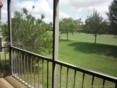 Pembroke Pines Condo/Townhouse For Sale: 9520 S Hollybrook Lake Dr #205