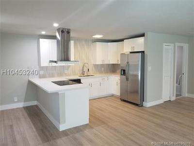 Tamarac Single Family Home For Sale: 5011 Sago Palm Cir