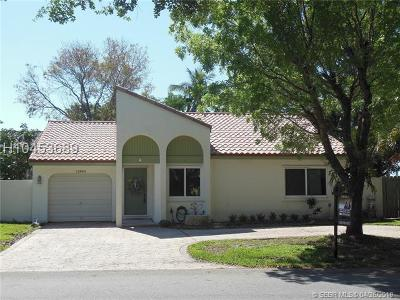 Cooper City Single Family Home Backup Contract-Call LA: 11860 S Aviary Dr