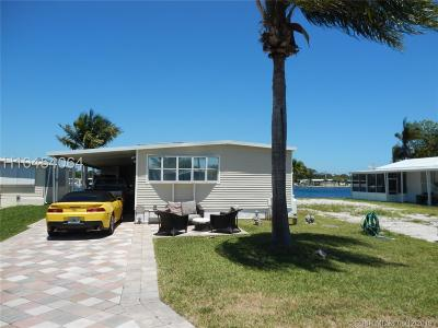 Dania Beach Single Family Home For Sale: 2941 Lakeshore Dr
