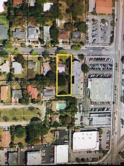 North Miami Single Family Home For Sale: 550 NE 127th St