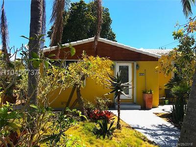 Dania Beach Single Family Home Backup Contract-Call LA: 347 SW 2nd Ave