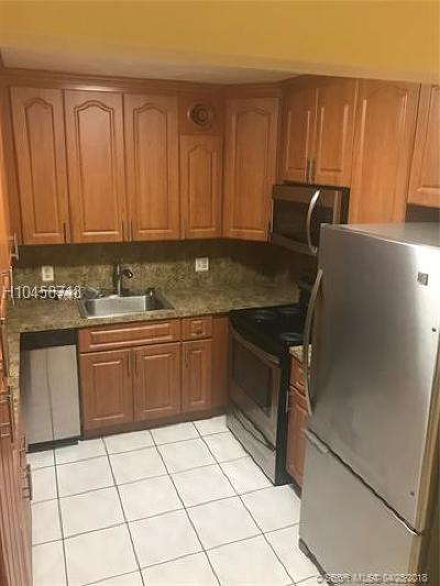 Pembroke Pines Condo/Townhouse For Sale