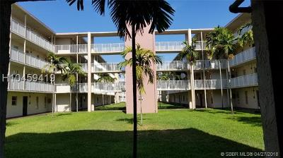 Lauderhill Condo/Townhouse For Sale: 2800 NW 56th Ave #A202