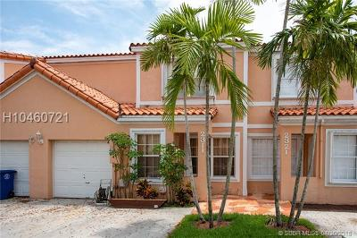 Miramar Condo/Townhouse For Sale: 2311 SW 84th Way #2311