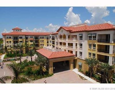 Weston Condo/Townhouse For Sale: 16102 Emerald Estates Dr #219