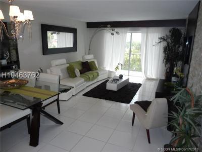 Hollywood Condo/Townhouse For Sale: 5100 Washington St #505