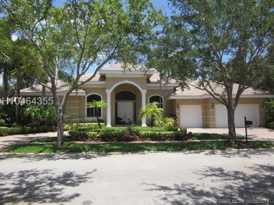 Fort Lauderdale Single Family Home For Sale: 3301 Water Oak St