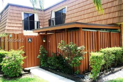 Davie Condo/Townhouse Backup Contract-Call LA: 9107 SW 20th St #A