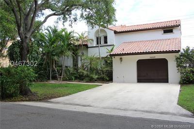 Cooper City Single Family Home Backup Contract-Call LA: 12225 Garden Dr
