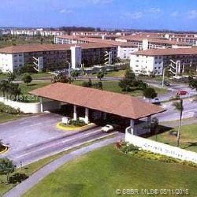 Pembroke Pines Condo/Townhouse For Sale: 12950 SW 4th Ct #H110