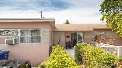 Miramar Single Family Home For Sale: 7841 Panama St