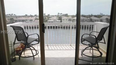 Hollywood Condo/Townhouse For Sale: 1500 S Ocean Dr #5-C