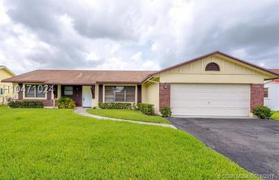 Cooper City Single Family Home For Sale: 5749 SW 120th Ave