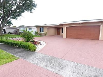 Pembroke Pines Single Family Home Backup Contract-Call LA: 2041 NW 95th Ave