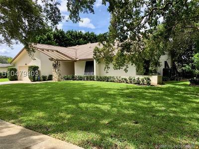 Cooper City Single Family Home Backup Contract-Call LA: 8860 SW 49th Ct